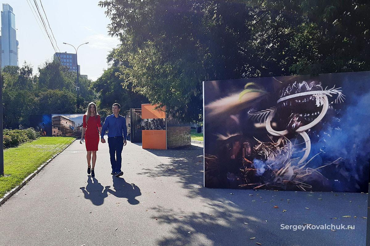 Выставка «Индонезия. Территория вековых традиций» в парке Красная Пресня