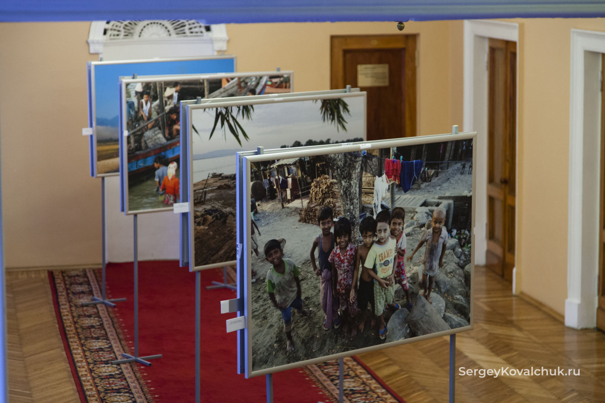 "19 марта 2013 г., Москва, Дворце на Яузе""19.03.13. Photo exhibition in Yauza-palace"