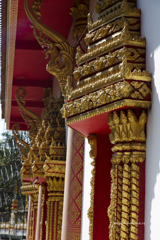 Лаос. Провинция Боликхамсай