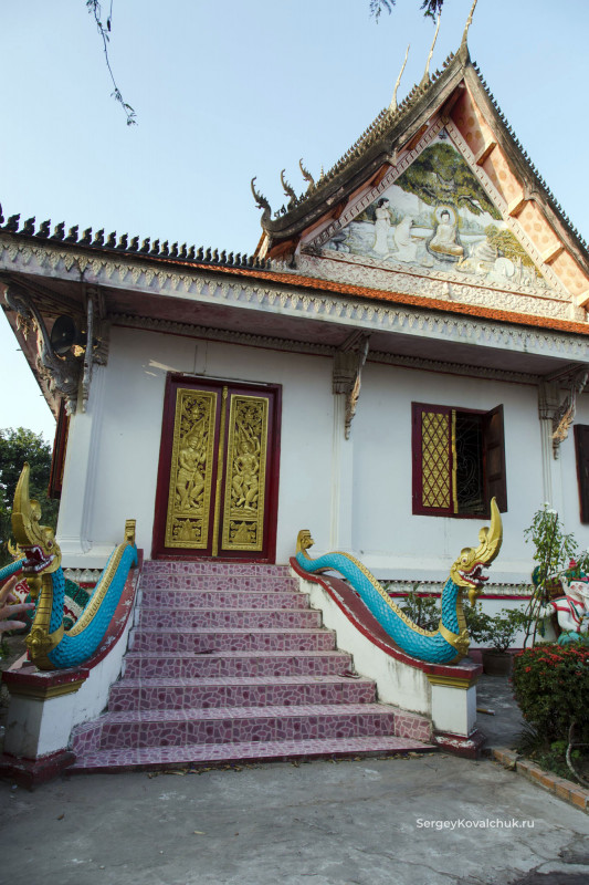 Провинция Саваннакхет. Лаос