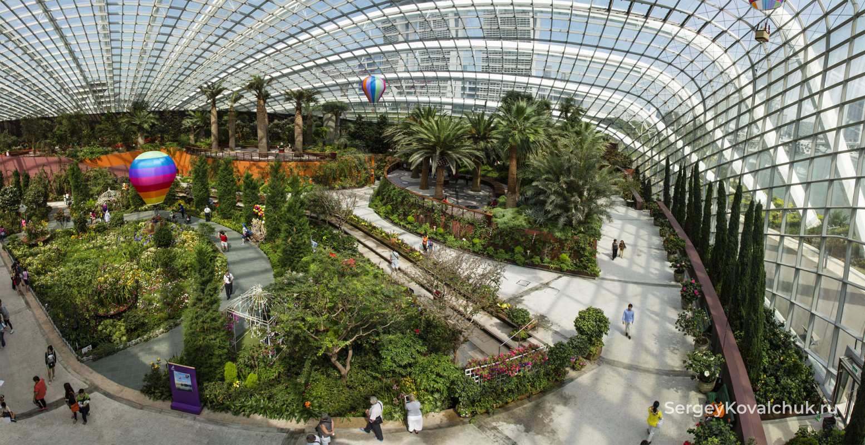 Сады у залива