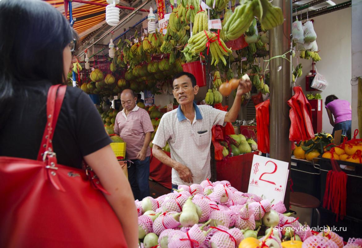 Новый год в Китайском квартале