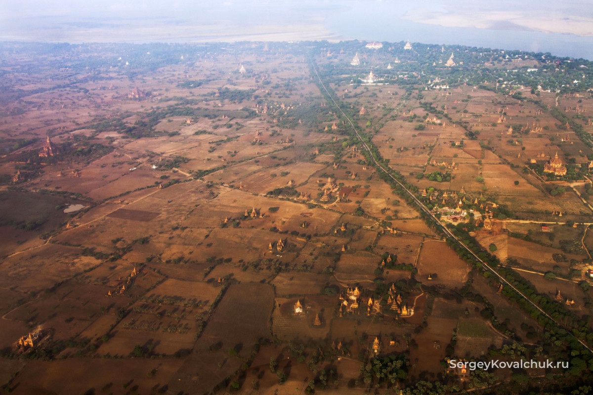 Баган. Верхняя Мьянма