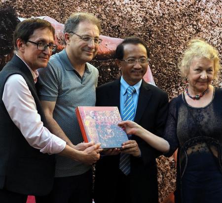Государственный музей Востока Открытие выставки Индонезия