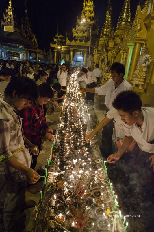 Традиции и культура Мьянмы