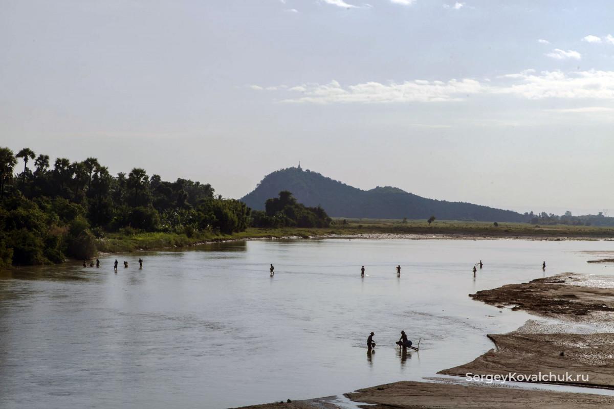 Мьянма. Моуньюа